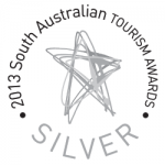 2013 SA Tourism Awards Silver